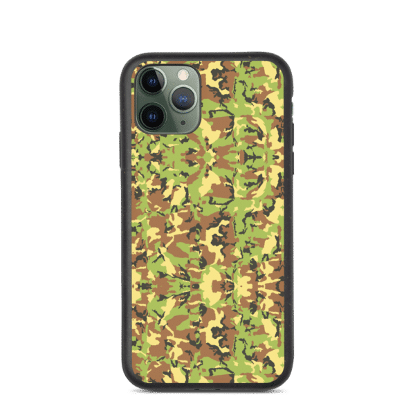iPhone 11 Pro Camouflage case