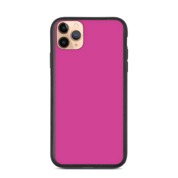 iPhone 11 Pro Max cover Pink
