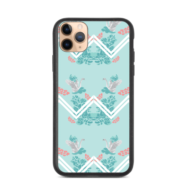 iPhone 11 Pro Max cover Swan-legs