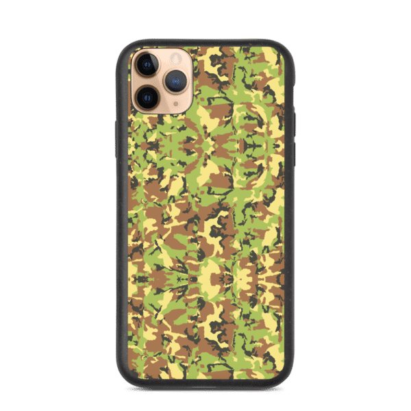 iPhone 11 Pro Max Camouflage case