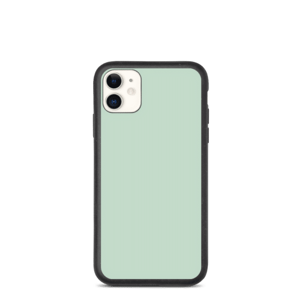 iPhone 11 cover grøn