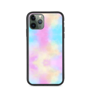 iPhone 11 Pro cover i Cotton Candy