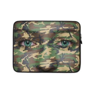 Laptop Sleeve Camouflage 13 inch