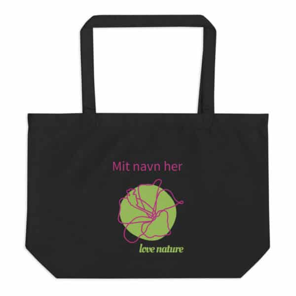Tote bag organic cotton